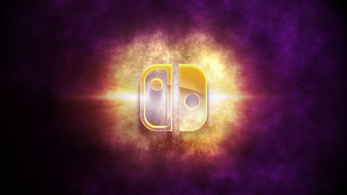 Nintendo Switch: Galaxy Wallpaper by Mauritaly on DeviantArt