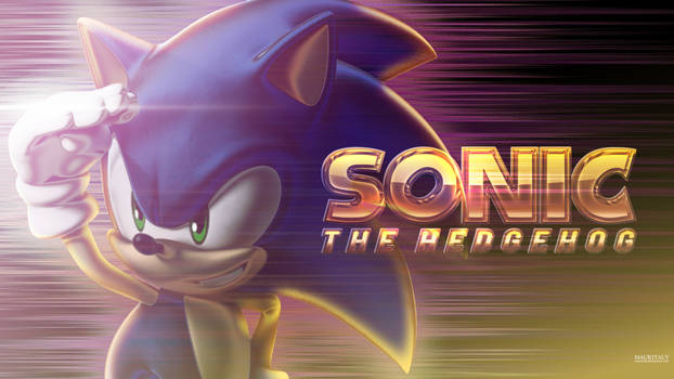 Sonic The Hedgehog (2018 Wallpaper)