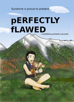pERFECTLY fLAWED: Cover