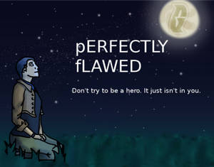 pERFECTLY fLAWED: Alternate Cover/Banner