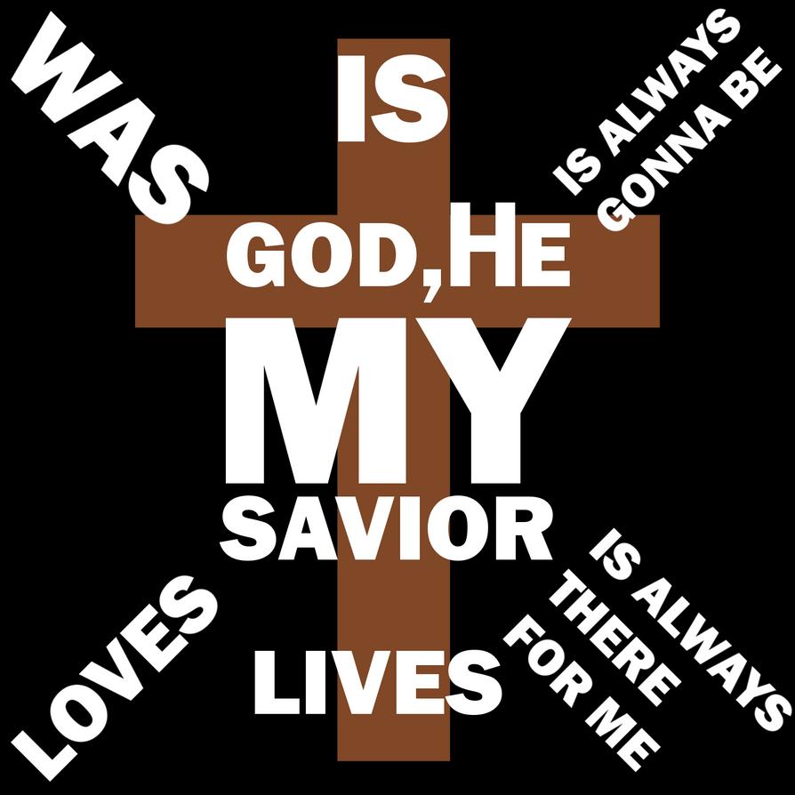 My Savior My God - Wikipedia