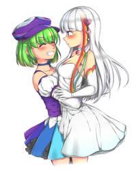 Happy together [SPEEDPAINT]