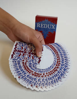 REDUX Box and Fan and Ace