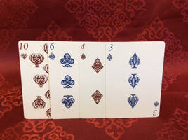 REDUX Number Cards