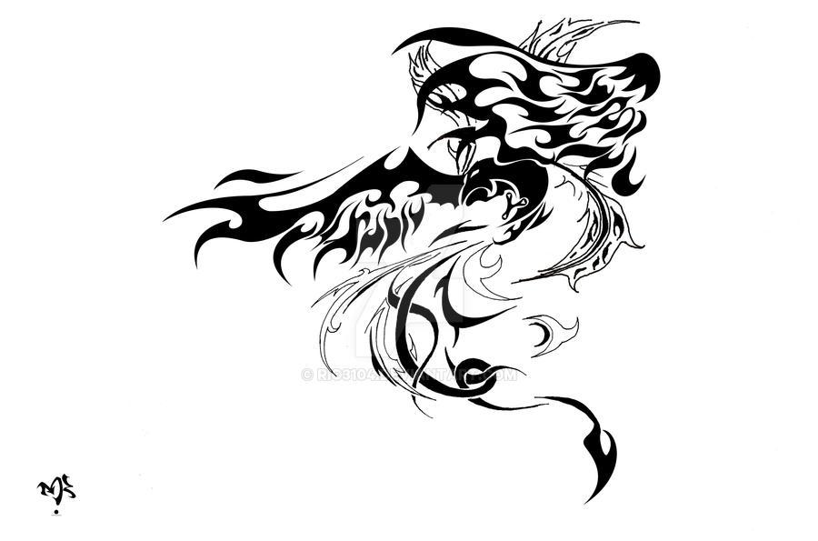 Line Art Tattoo Designs : Tattoo designs i like favourites by ryusui on deviantart