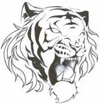 Tigre tattoo 3