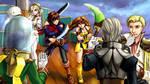 Skies of Arcadia: Battle Ready