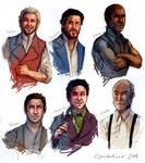 Mistborn: Shady Characters