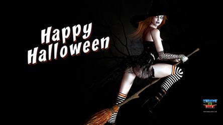 Happy Halloween by Happenstance6