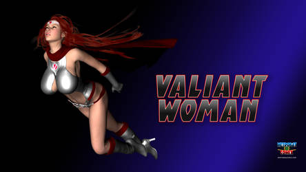 Valiant Woman by Happenstance6