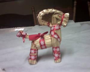 Scandinavian Christmas Julbock