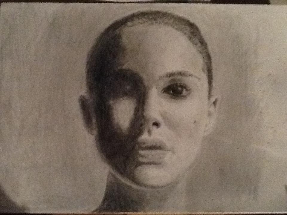 Natalie Portman (from Black Swan) by Art-O-mania