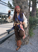 Jack Sparrow Cosplay by TriciaCosplay