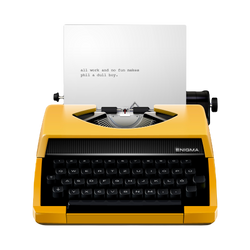 Typewriter by 1dohcouk