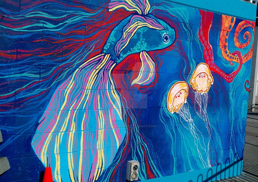 Wall painting 3 by reminisense