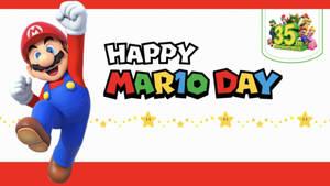 Happy Mario Day Everyone