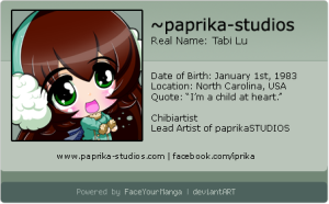 Paprika-Studios's Profile Picture