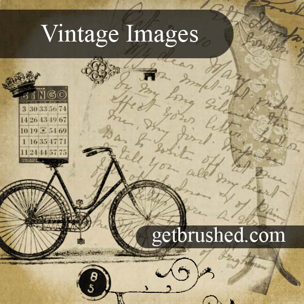 Vintage Images + Ephmera by akw04