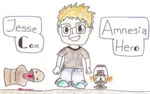 Jesse Cox - Amnesia Hero