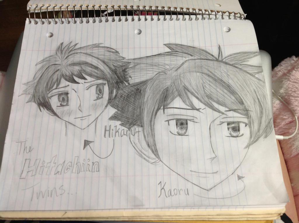 The Hitachiin Twins by sdcu