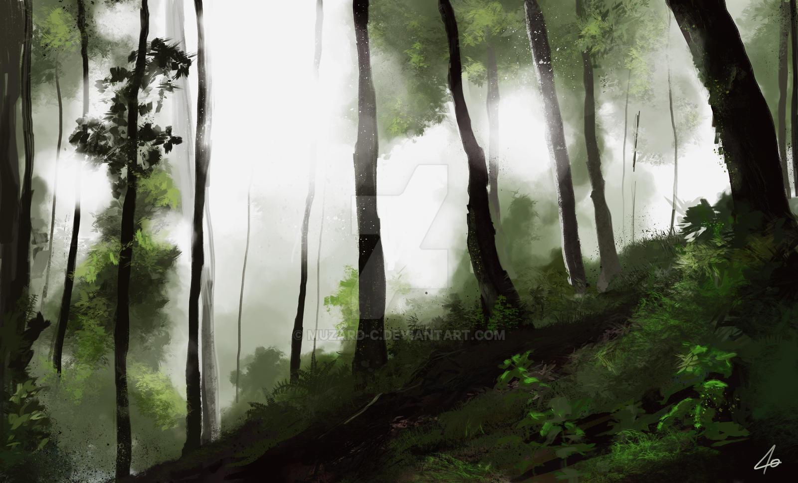 Speed Jungle by Muzard-C