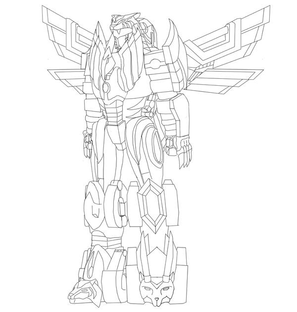 power rangers mystic force megazord coloring pages coloring pages. Black Bedroom Furniture Sets. Home Design Ideas