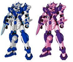 GNM00100I Gundam Fos Illuminus by heavenlymythicranger