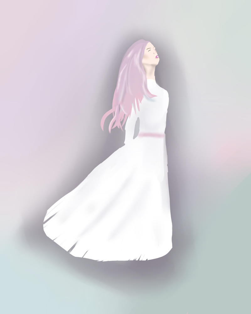 Speed Drawing - Pastel Princess by Catiecakes