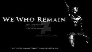 We Who Remain - First Official Promotional Piece