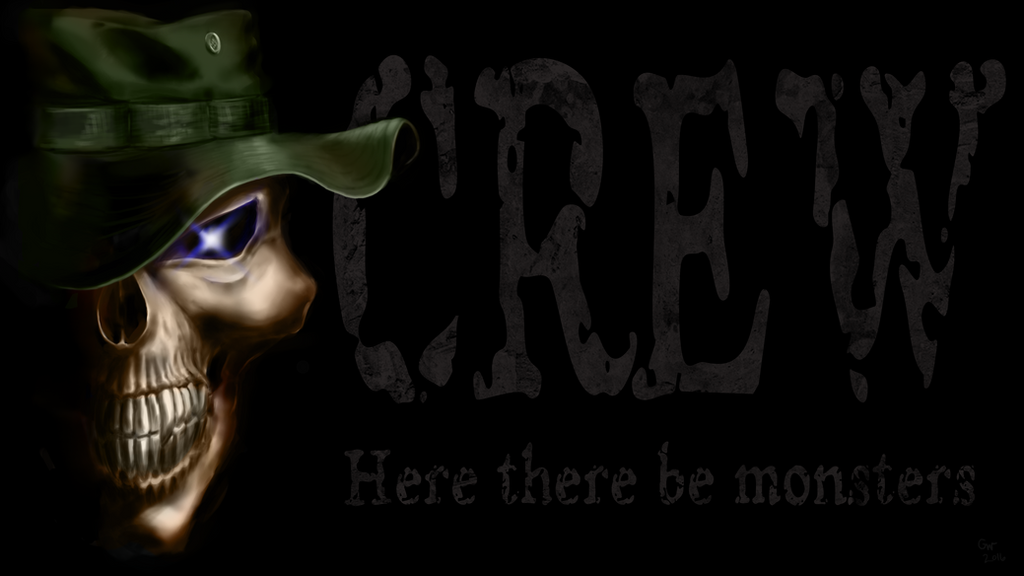 Boonie Crew:  Here There Be Monsters by addleses