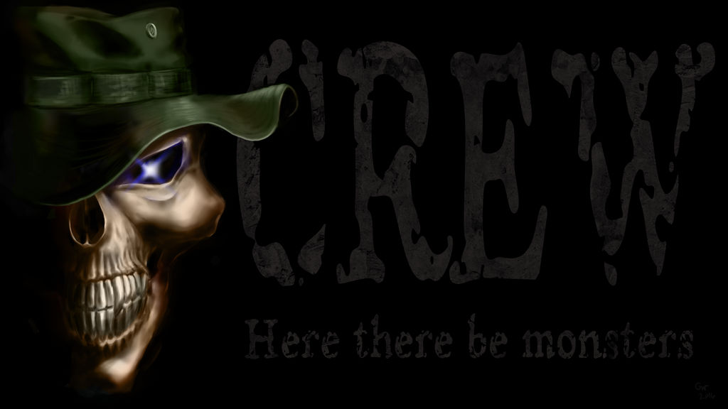 Boonie Crew:  Here There Be Monsters