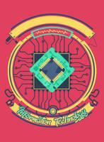 Information Technology Tshirt Design