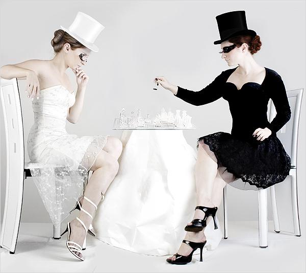 Black and White by Kiraan - ` Her TeLden Kar���k G�zel Avatarlar ...