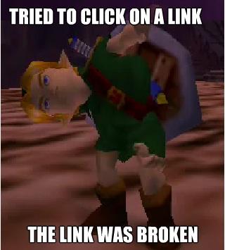 Broken Link by SNESS107