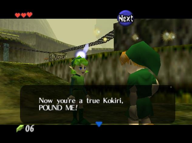 Link,man of the kokiri???? by SNESS107