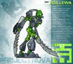 Project Nuva - Lewa Phantoka