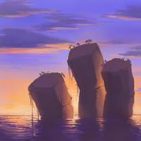 Three-Finger Island