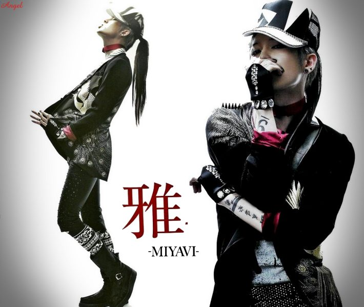 Appreciation Miyavi With Short Hair Again Celebrity Photos