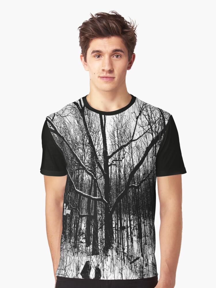 Arboles  camisa