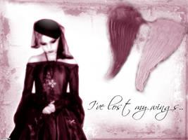 I've lost my wings by angelofthekorn