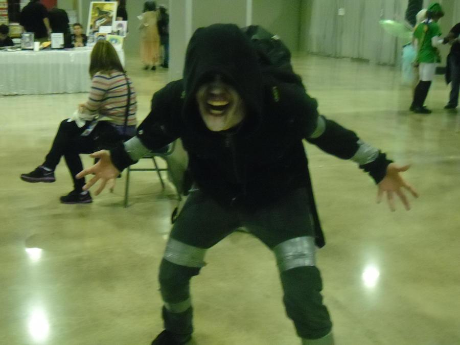 Hunter from Left 4 Dead by Damova1