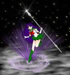 Sailor Athena by princessfromthesky