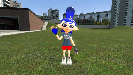 Kristen The Inkling (GMOD Dupe)