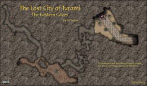The Eastern Caves - The Lost City Of Turami