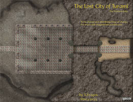 The Eastern Gate - The Lost City Of Turami by SFragov