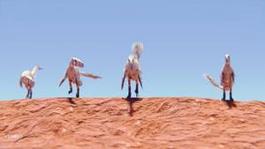 Utahraptor Gang