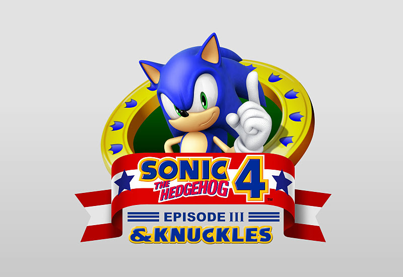 sonic 4 episode 3 and knuckles by victor0982