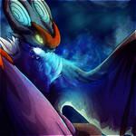 Noivern Used Dragon Pulse