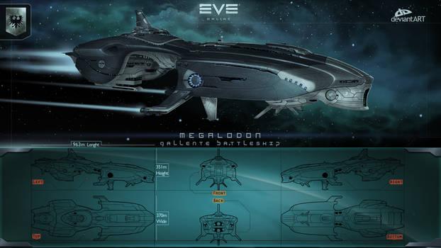 Megalodon-Battleship