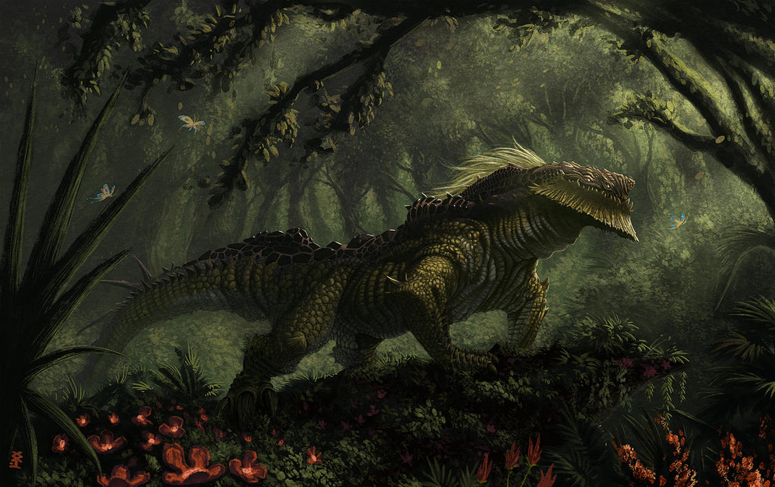 Rex by Akiman